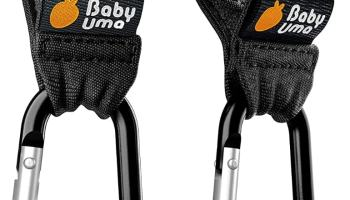 Ganchos carrito bebé de Baby Uma