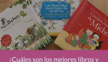 ¿Cuáles son los mejores libros y cuentos para aprender a leer?