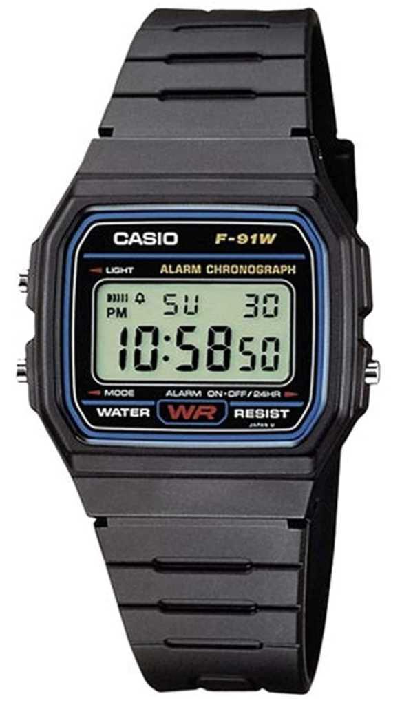 Reloj Casio Vintage F-91W