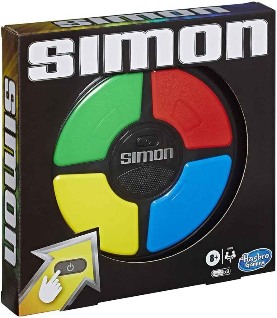 Simon dice, juego de mesa