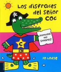 disfraces Señor Coc