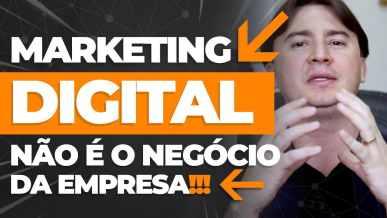 Marketing Não é o Negócio da Empresa