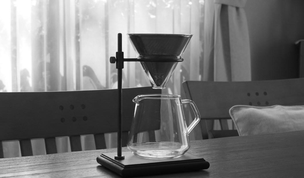 KINTO_ブリューワースタンドセット_おすすめのコーヒー器具