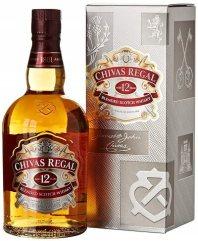Chivas Regal 12 años Blended