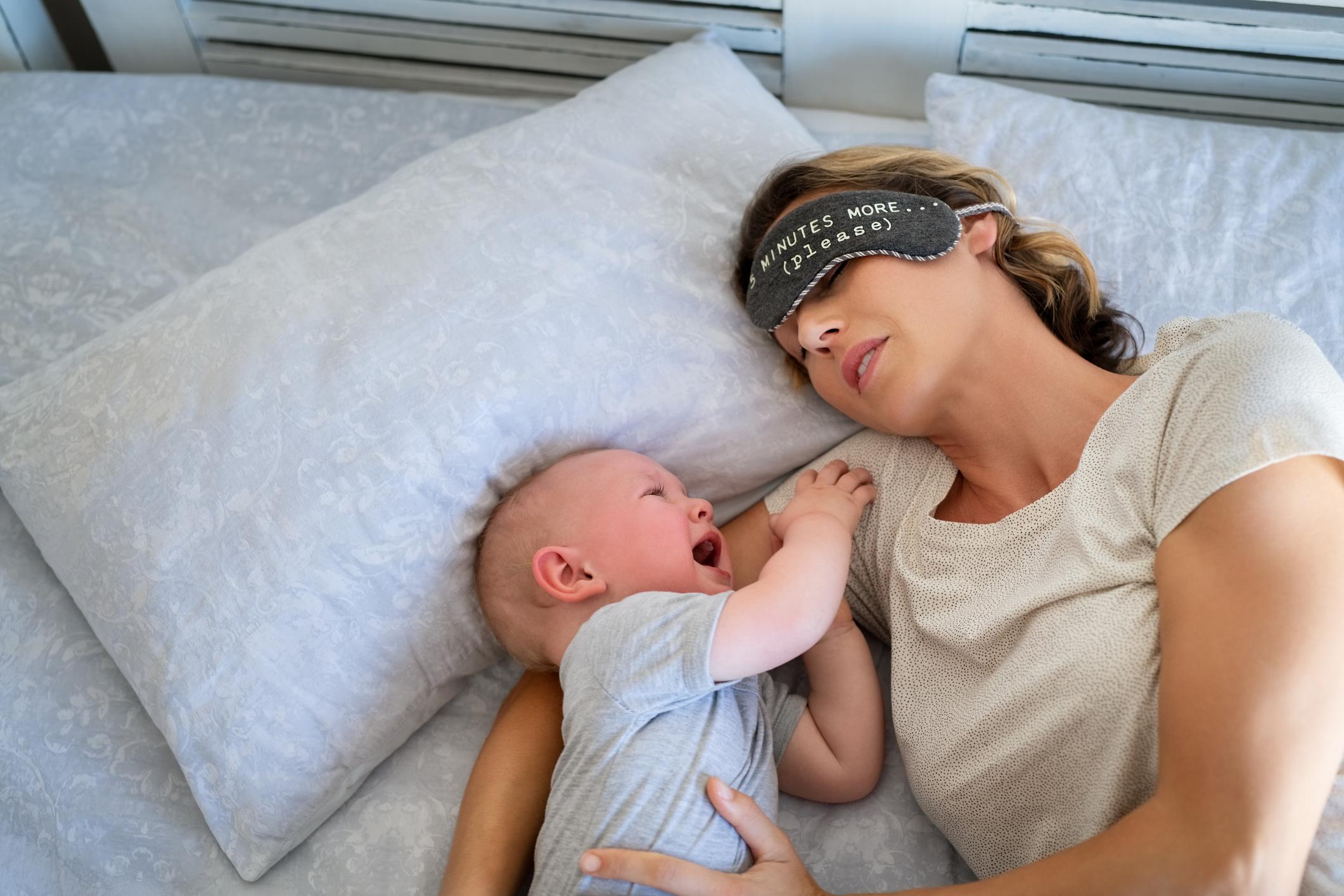 Aludjunk többet és jobban! – Az anyukák is!