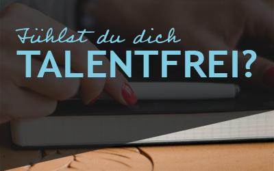 """Talentfrei? – Warum dich der Begriff """"Sketchnote"""" vom Sketchnoting abhält"""