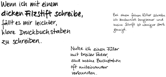 stifte-aendern-handschrift © Viktoria Cvetković   bebildert.eu