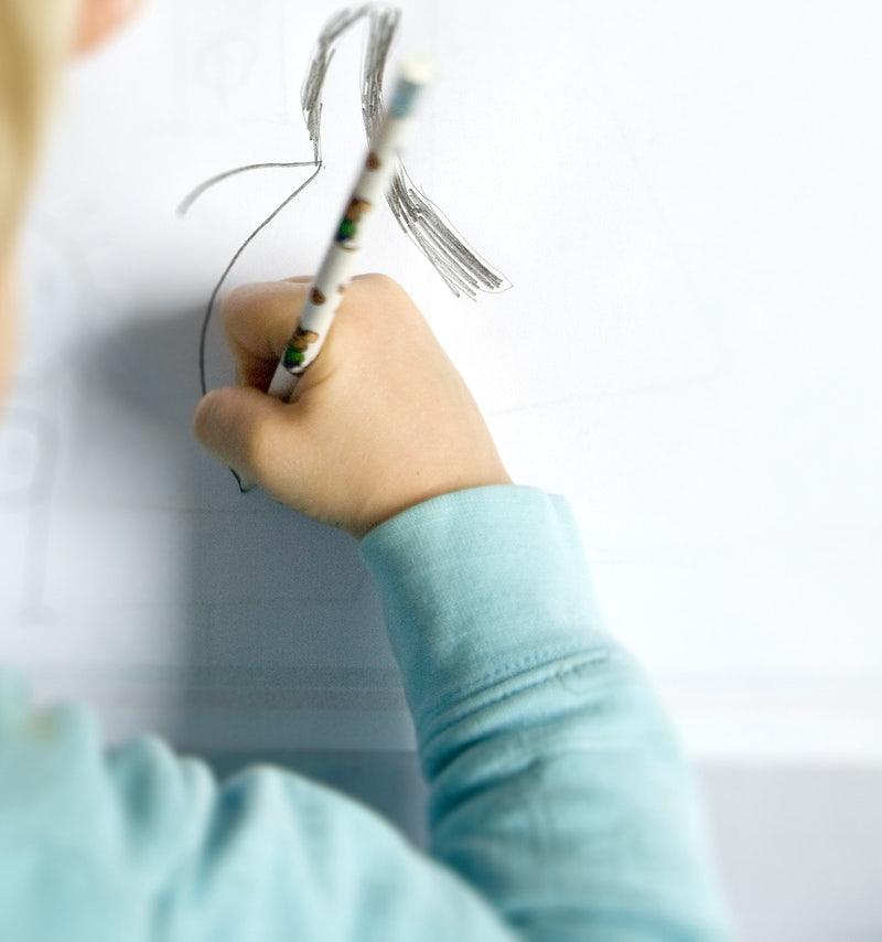 zeichnen wie ein kind © Viktoria Cvetković bebildert.eu