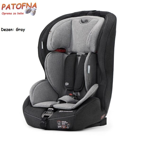 KINDERKRAFT SAFETY FIX ISOFIX
