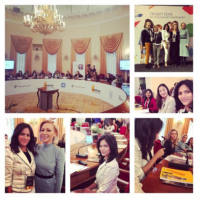 November 15, 2018: Moscow, Russia | Woman Who Matters Forum | Roundtable Discussion on Women Communities as a Catalyst for Change
