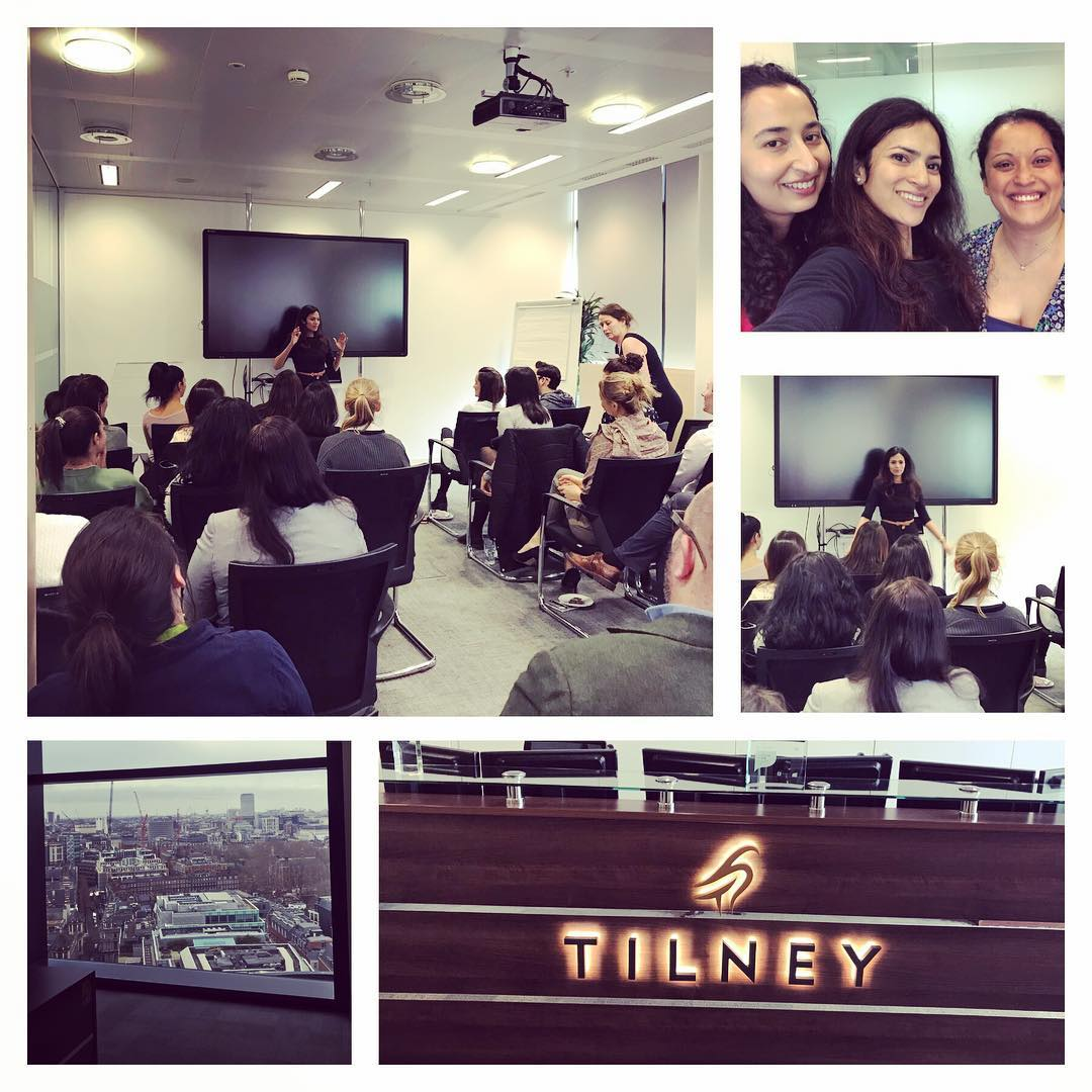 March 8, 2019, London, UK | IWD | Speaker, Women's Empowerment Luncheon | Tilney Group
