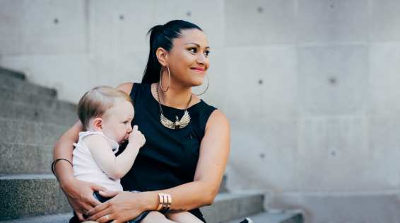 Empowering women to confidently breastfeed in public or pump at work