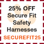 25% OFF Secure Fit Safety Harness System