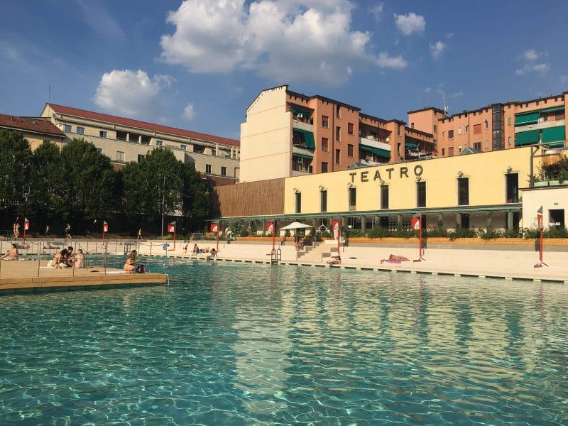 Piscine allaperto a Milano dove si va  by Beborghi