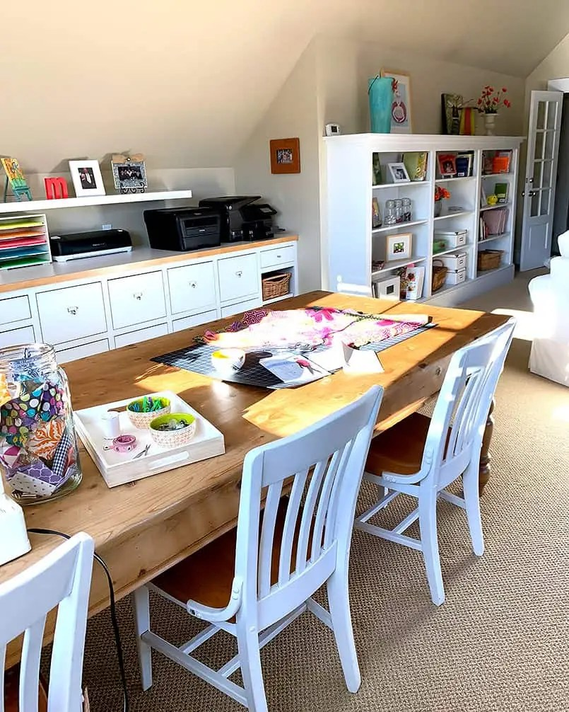 Craft Room Storage Ideas Part 2 Be Brave And Bloom