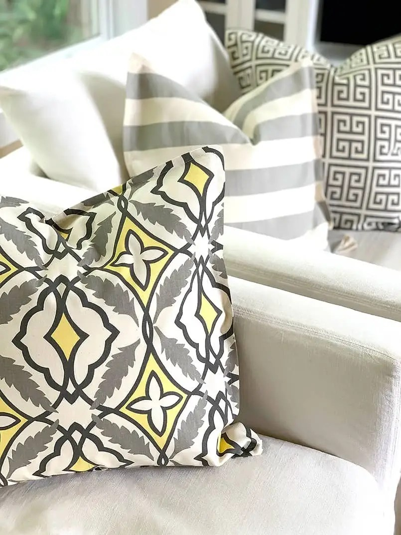 make pillow covers diy sewing be