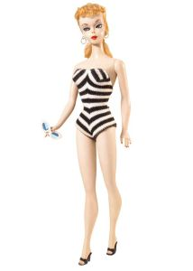 first generation barbie doll