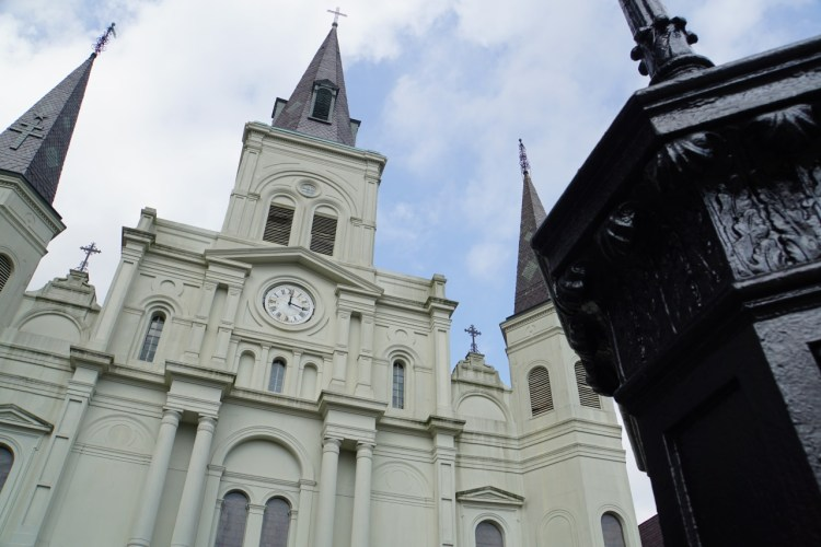 2018-03-New Orleans St Louis Cathedral