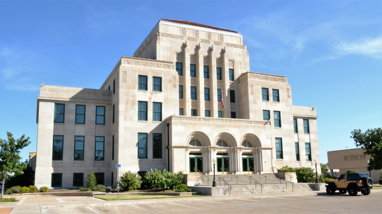 San Angelo City Hall