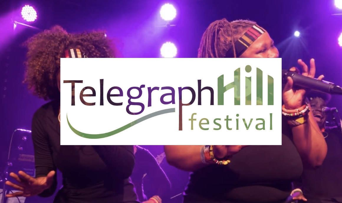 FREE adult learning courses during the Telegraph Hill Festival