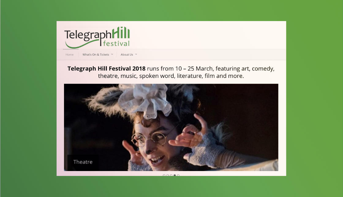 The Telegraph Hill Festival