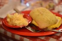 Apple Holler breakfast sandwich