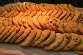 Classic favorite - chocolate chip cookies