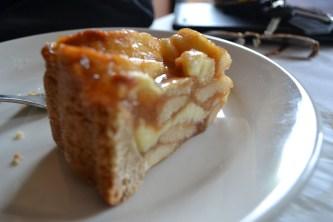 Auntie's apple pie