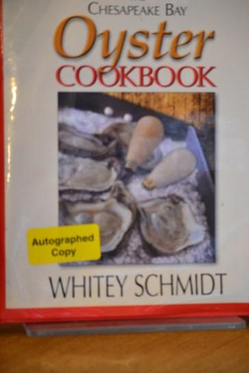 An oyster cook book