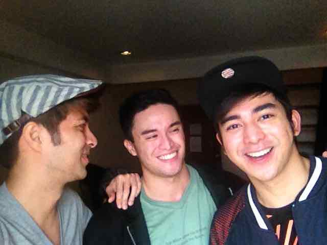 joross gamboa prince stefan and cj reyes play paul red and ivan