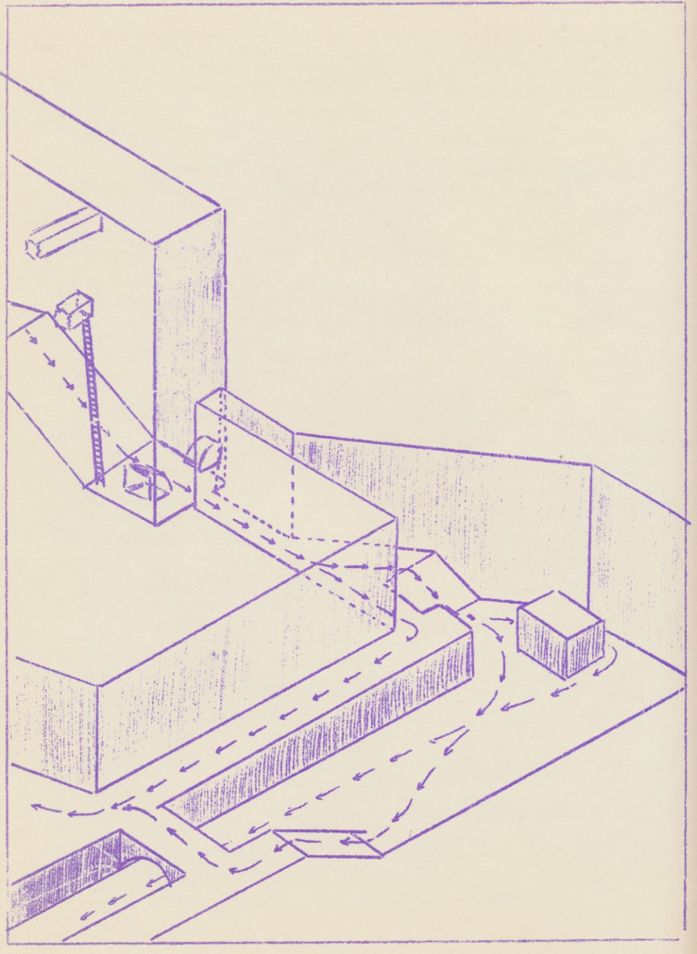 medium resolution of turning first to isometric techniques these may be divided into two basic types which the writer has called the isometric section and the isometric diagram
