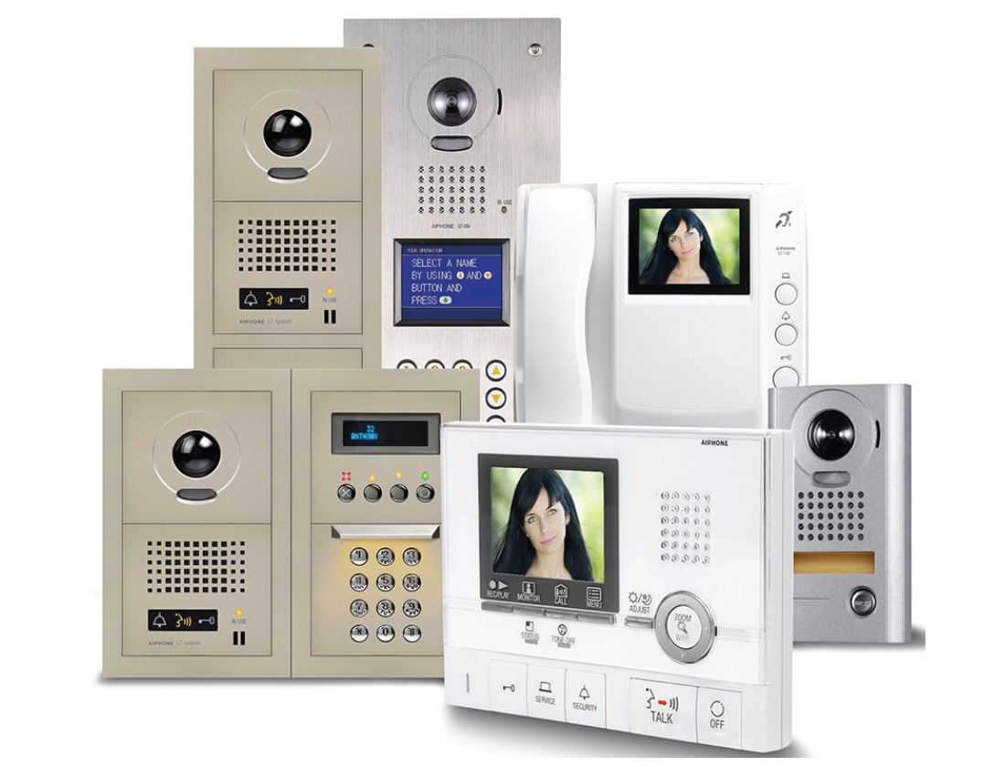 Aiphone Intercom Systems And Aiphone Communication