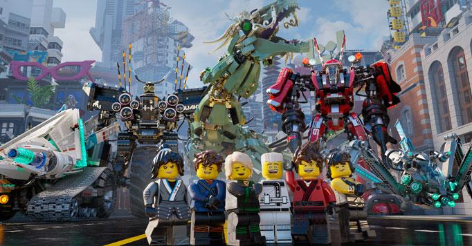 Movie Review: Lego Ninjago
