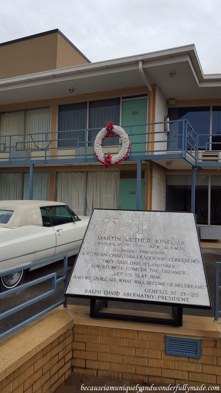 National Civil Rights Museum Lorraine Hotel - Memphis