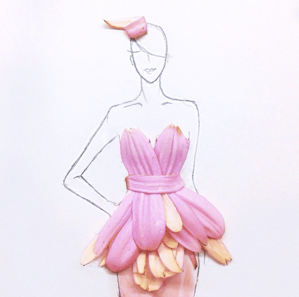 Grace Ciao fashion design illustrations