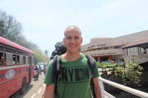 Chris @ Galle Station