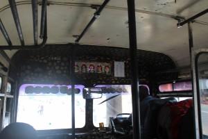 Bus to Unawatuna
