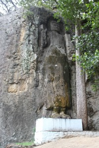 Dhowa Rock Temple