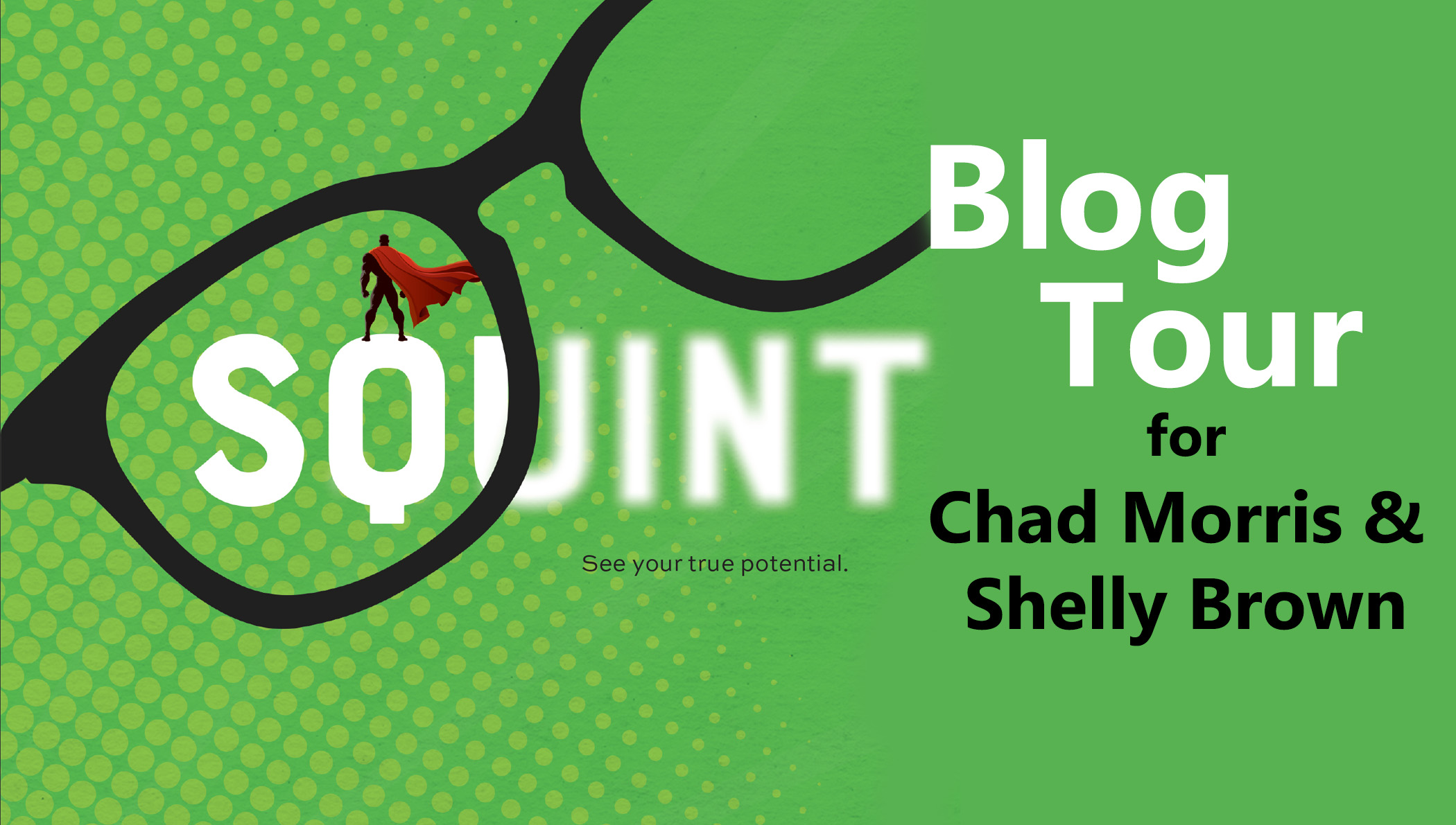 Review: Squint by Chad Morris and Shelly Brown