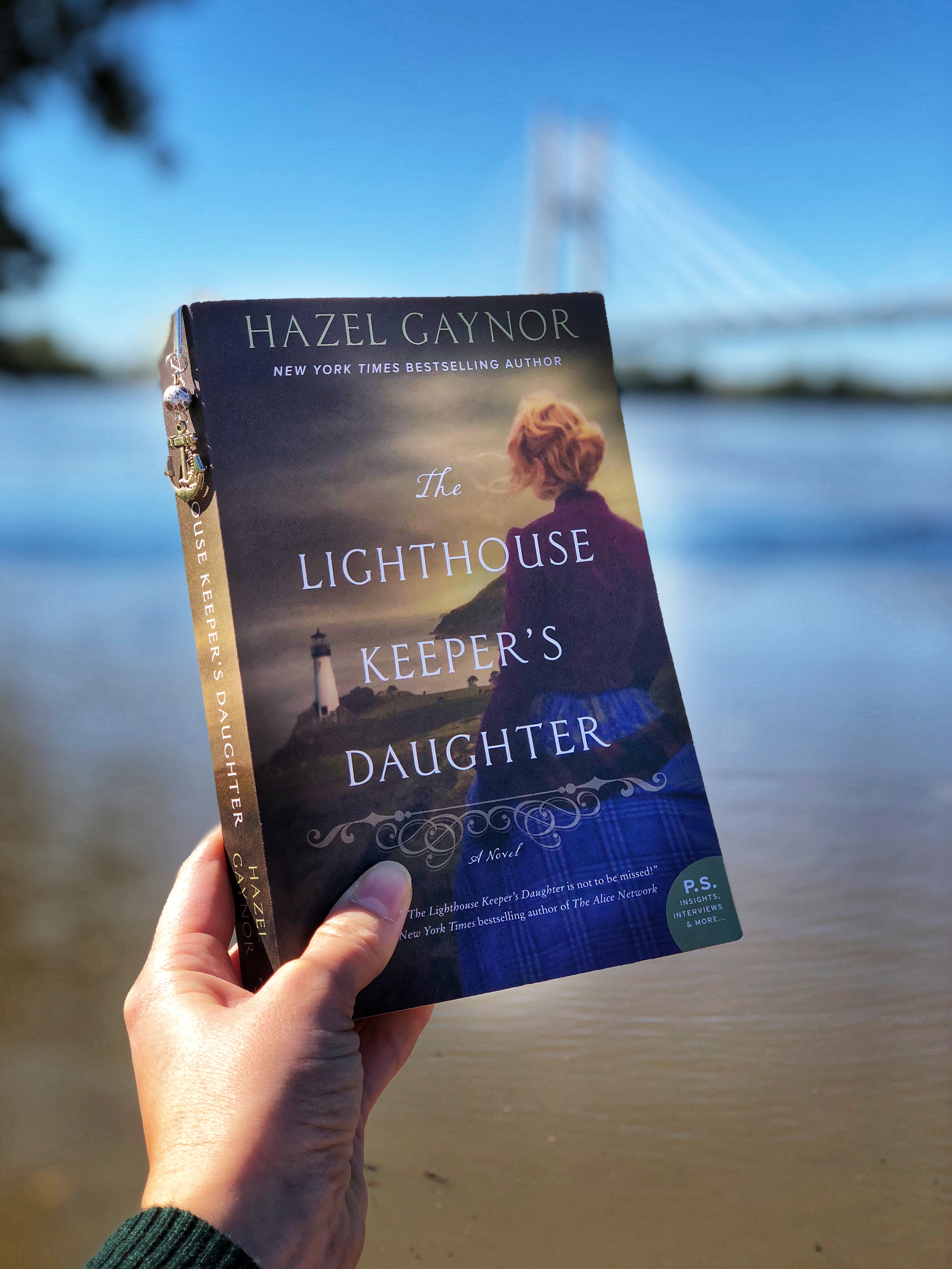 Review and Author Interview: The Lighthouse Keeper's Daughter by Hazel Gaynor