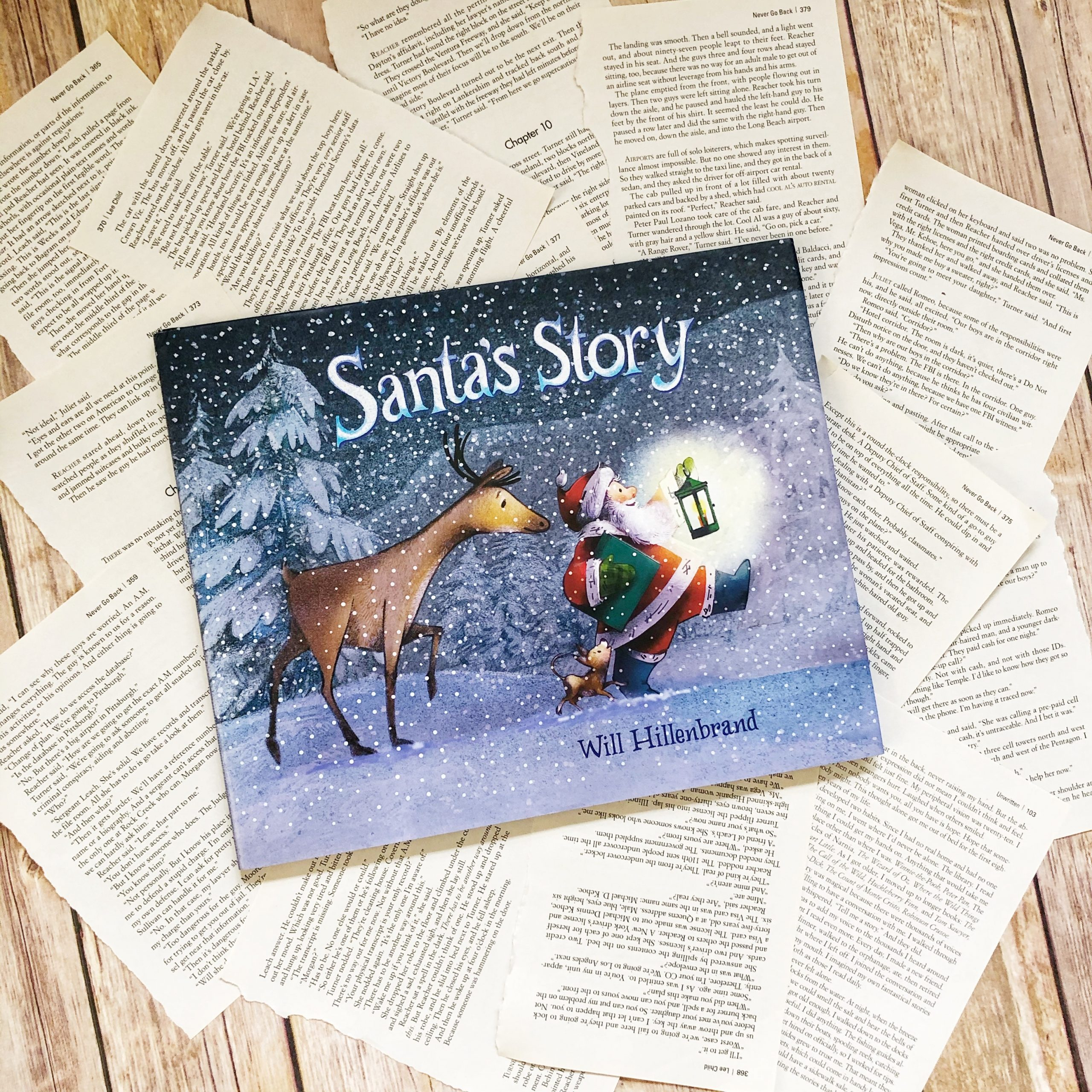 My Top 5 Christmas Stories and a Giveaway