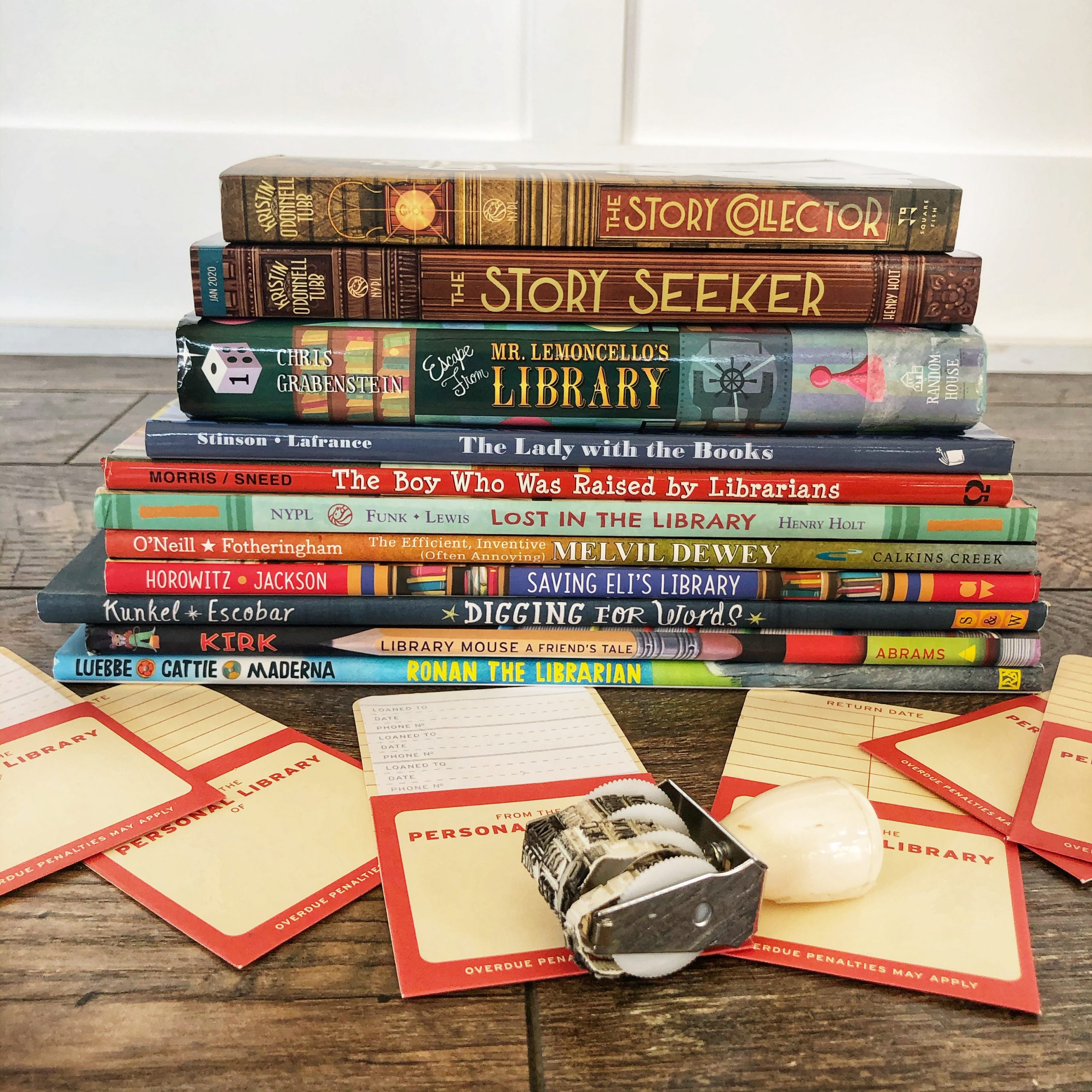 Books About Libraries and Librarians