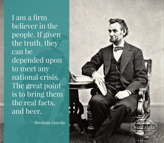 lincolntruthbeer