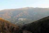 Orgiva sits beneath the slopes of Pico del Tajo de los Machos in the Sierra Nevada