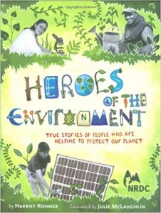 Heroes of the Environment book cover