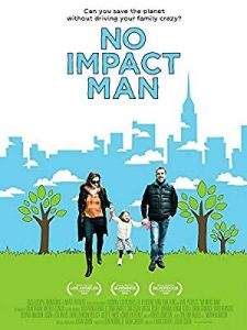 No Impact Man film cover art