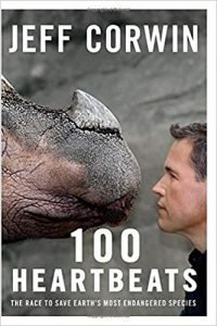Cover of 100 Heartbeats by Jeff Corwin