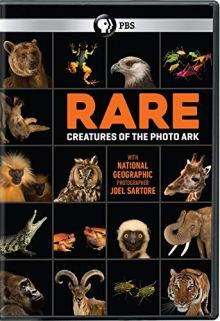 DVD cover of Rare