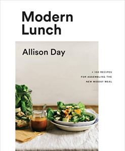 Cover of Modern Lunch cookbook