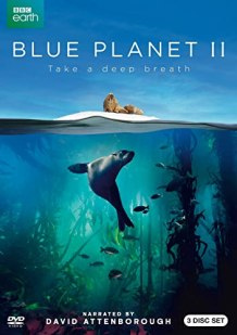 Blue Planet II DVD cover